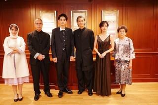 加藤雅也、奈良愛を語る 天理市でロケ「二階堂家物語」お披露目