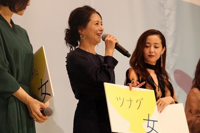 """小泉今日子、次世代への継承を意識した""""ツナグ女""""としての決意を表明"""