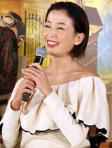 声優・宮沢りえ、松本梨香の太鼓判に安ど「ありがとうございます、先輩」