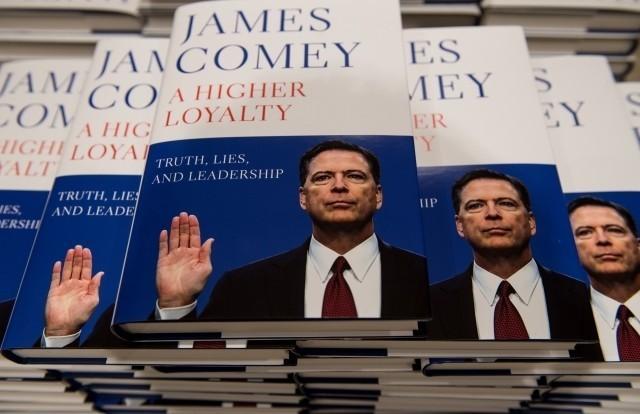 「より高き忠誠 A Higher Loyalty 真実と嘘とリーダーシップ」の映像化権を 米CBSテレビジョンスタジオが獲得