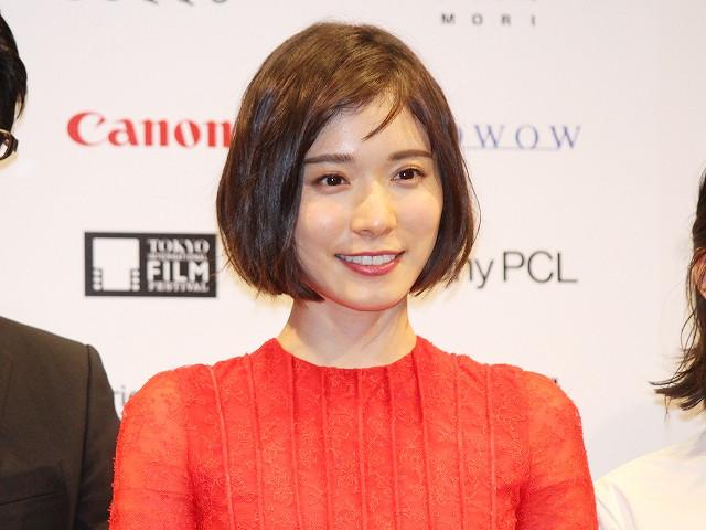 松岡茉優、第31回東京国際映画祭のアンバサダーに就任