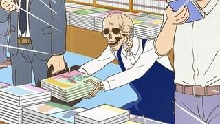 「ガイコツ書店員 本田さん」第2弾PV公開 書店員たちの声や本田が歌うOP主題歌を初披露