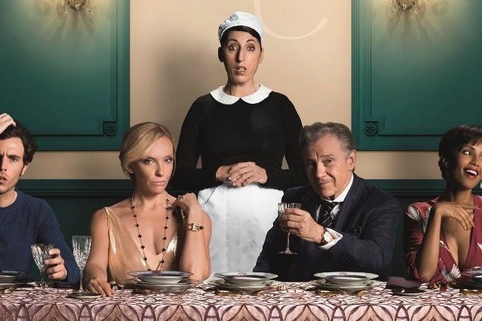 パリが舞台の大人のロマコメ「マダムのおかしな晩餐会」予告編公開