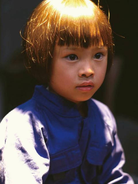5歳の子役・神尾てん子ちゃん