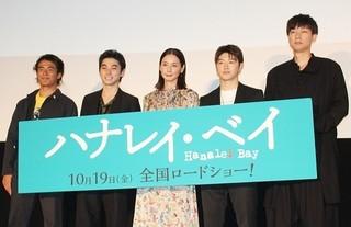 吉田羊「ハナレイ・ベイ」で女優引退を覚悟「追い詰められ戦った作品」