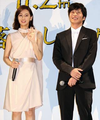 北川景子、田中圭のキスを拒絶!?「小出しにした方がいいと思っただけ」