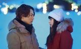 登坂広臣×中条あやみ「雪の華」音楽は葉加瀬太郎氏が担当 儚い場面写真も披露