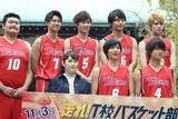 撮影後もバスケ練習中の志尊淳、スポーツの神様に大ヒット祈願!