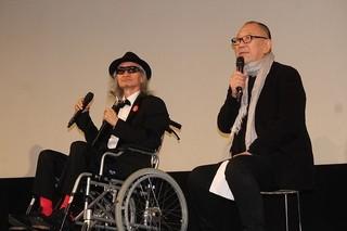 内田裕也、亡き妻・樹木希林さんに「ありがとう」 京都の地で感謝にじませる