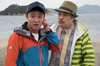 濱田岳×西田敏行「釣りバカ日誌」新春SP放送決定!初の結婚式エピソード描く