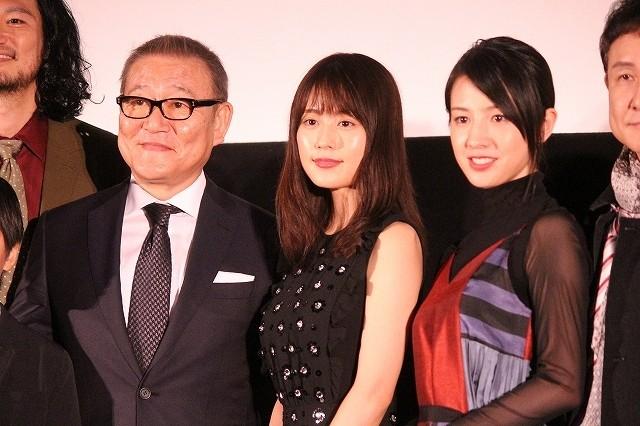 有村架純、初のシングルマザー役に「寄り添って演じられたら」