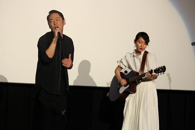吉岡里帆「音タコ」主題歌を生披露! 阿部サダヲの歌唱力に「マジ、尊敬っす」 - 画像4