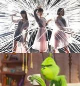 Perfume、「グリンチ」日本版イメージソングを担当!