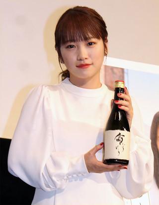 川栄李奈、初主演映画「恋のしずく」公開も自戒「悔しい気持ち大きい」