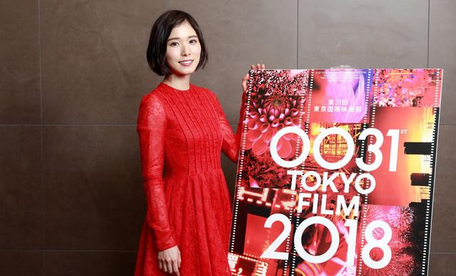 日本映画への思いの丈を語った松岡茉優