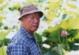 不忍池にて(2002年) 撮影:松尾正信