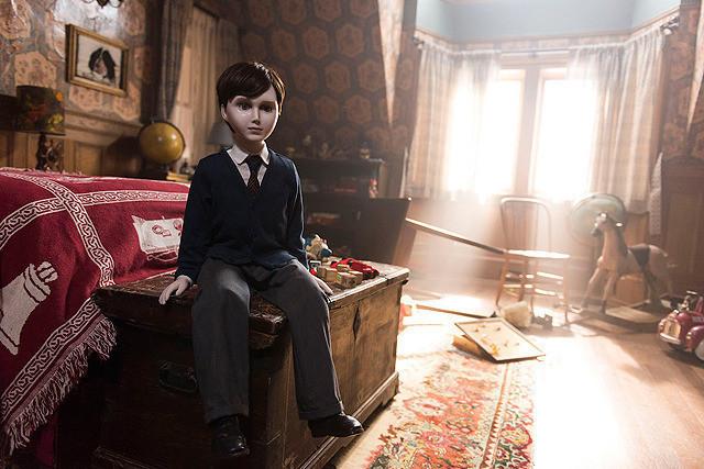 人形ホラー「ザ・ボーイ 人形少年の館」続編にケイティ・ホームズ
