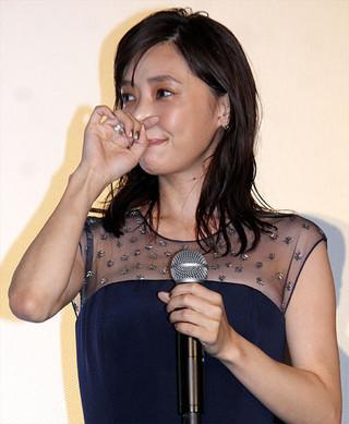 倉科カナ、主演映画「あいあい傘」公開に感涙「わが子を託す思い」