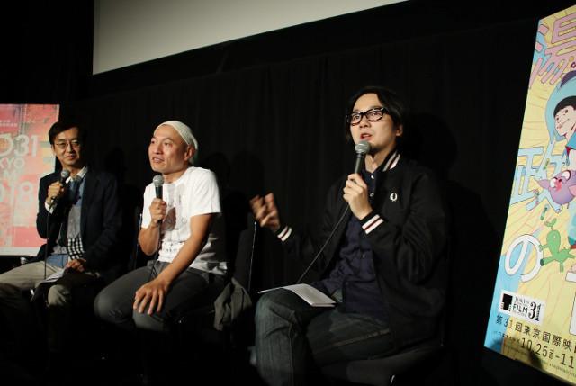 湯浅政明監督、「デビルマン」アニメ化にあたり「永井さんとお祓いに行った」 - 画像1