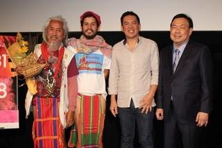 「それぞれの道のり」K・タヒミック監督、フィリピン芸術界の偉大な称号を獲得!