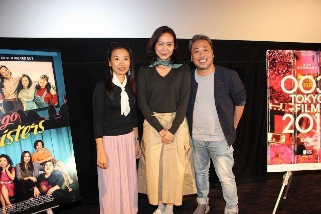 ベトナム版「サニー」監督、観客の涙が伝播?「自分も泣いてしまった」