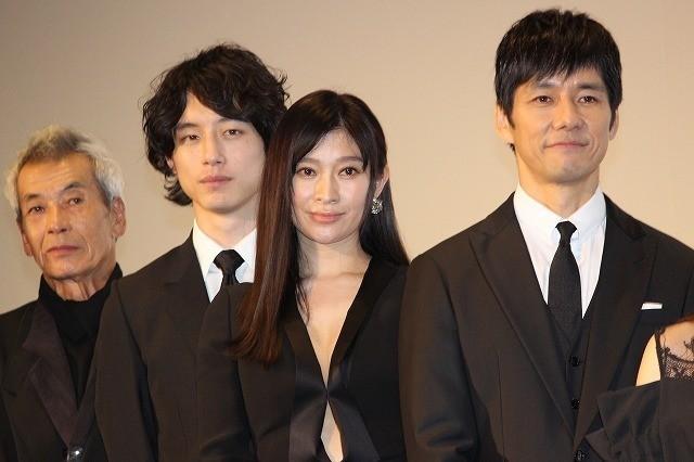 舞台挨拶を盛り上げた篠原涼子、西島秀俊ら