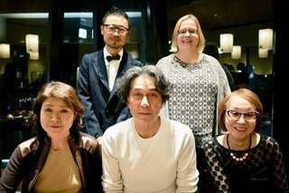 役所広司、ハリウッド外国人映画記者協会主催の懇親会に出席