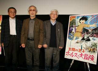 若き日の高畑勲監督がみせた「アニメ への情熱」とは「太陽の王子 ホルスの大冒険」