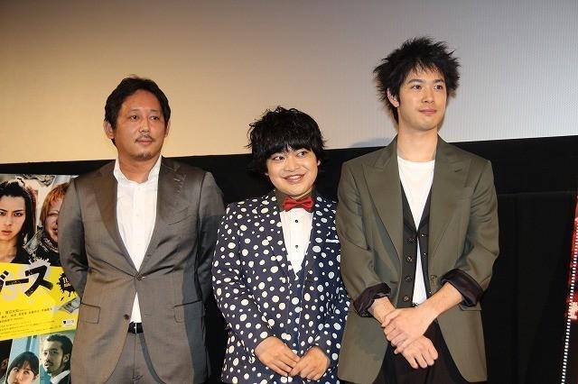 主題歌には高杉真宙、加藤諒もコーラス参加