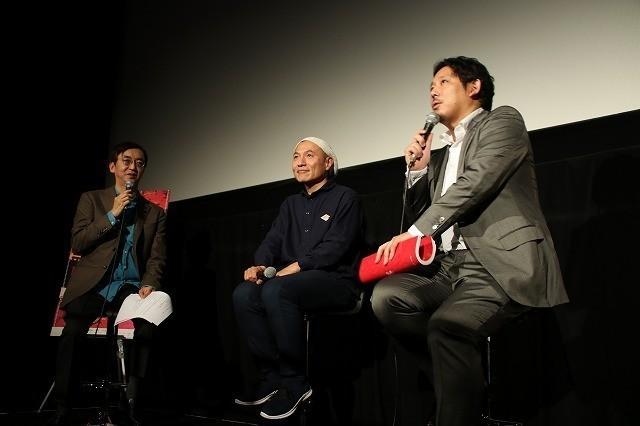 湯浅政明&入江悠、アニメも実写もラブシーンは「恥ずかしい」 - 画像2
