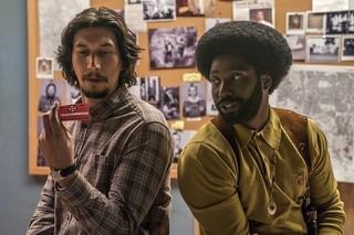 黒人刑事が白人至上主義団体に潜入!スパイク・リー監督のカンヌ映画祭グランプリ作19年3月公開
