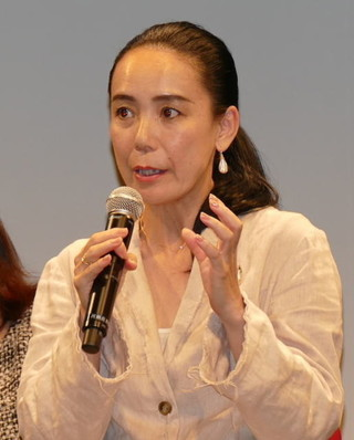 河瀬直美監督、TOKYO2020公式記録映画への決意「作ると同時に発見の旅になる」