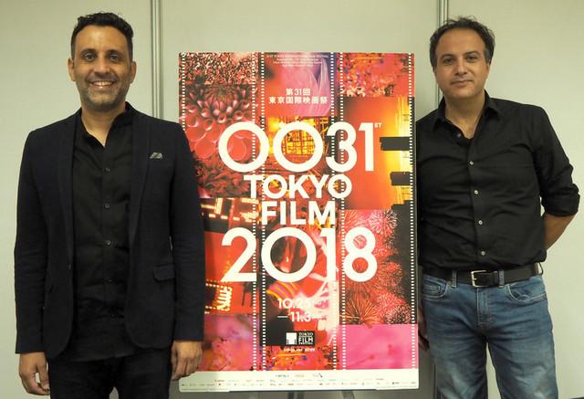 サメフ・ゾアビ監督とヤニブ・ビトン