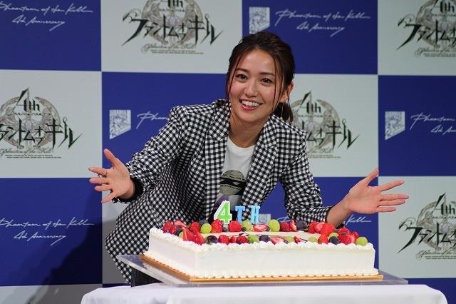 大島優子、米留学経て1年ぶり公の場 30歳になり女優復帰へ「不安と期待」