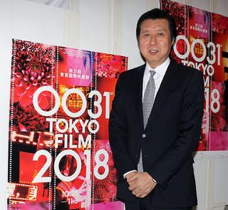 TIFF・久松猛朗FD、就任2年目で感じた「東京ならではの魅力を発信する必要性」
