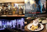 「ハリポタ」「ファンタビ」世界初のコラボカフェがオープン!限定メニューは?