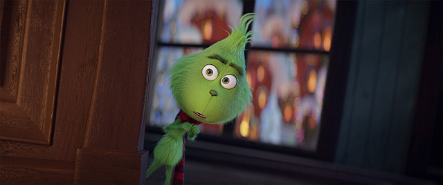 【全米映画ランキング】アニメ「グリンチ」が大ヒットスタート 「蜘蛛の巣を払う女」は5位デビュー
