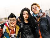 高杉真宙、加藤諒、渡辺大知が「ギャングース」主題歌熱唱!レコーディング風景公開