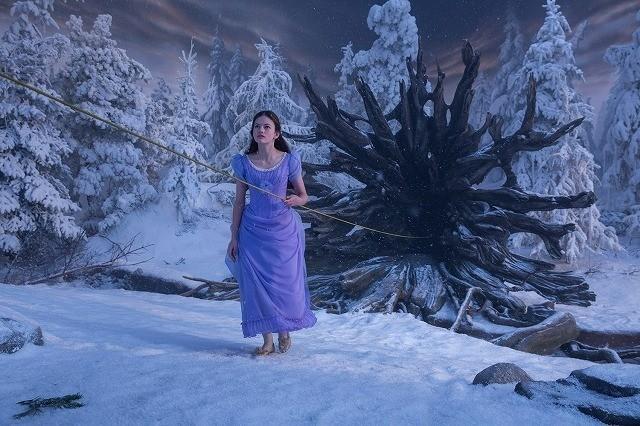 「秘密の王国」に迷い込んだクララ