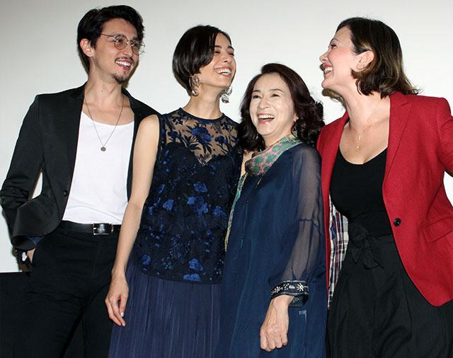 原田美枝子、イランの新鋭女性監督の才能に太鼓判「面白いもの撮っていける」