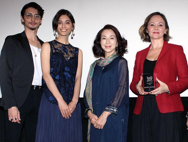 ニューヨークのチェルシー映画祭では 監督賞を受賞