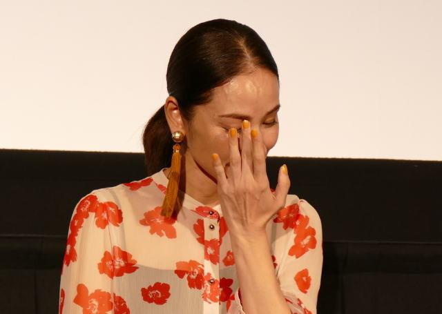 吉田羊、息子を演じた子役の手紙に感涙「母は幸せでした」