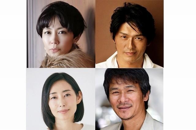 高橋克典、木村多江、伊原剛志が共演!