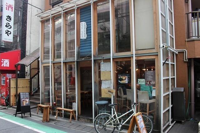 「カフェ ブリュ(CAFE BLEU)」