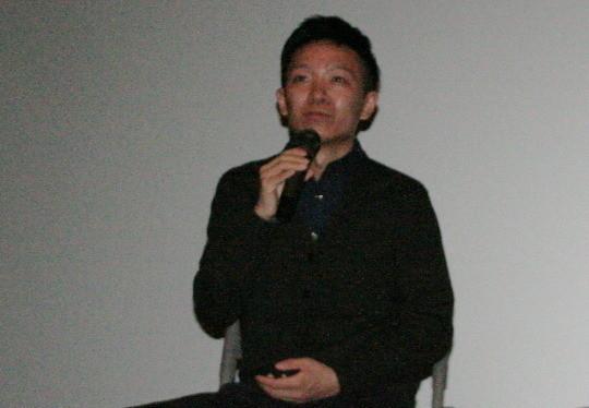 プロデューサーのシャン・ゾーロン