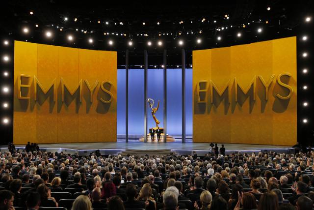 第70回プライムタイム・エミー賞授賞式の様子