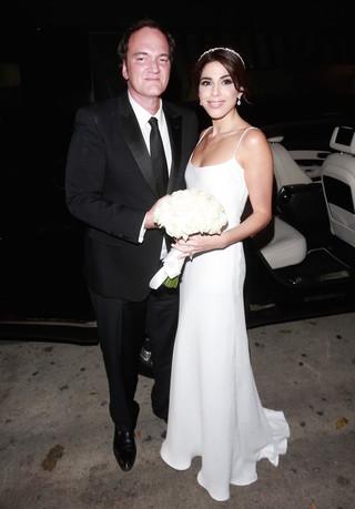 クエンティン・タランティーノ監督が結婚