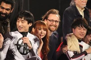 「東京コミコン2018」開幕!トム・ヒドルストンに中川翔子「アイラブユー!」