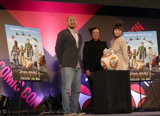 「スター・ウォーズ」最新TVシリーズ、日本のアニメから強い影響
