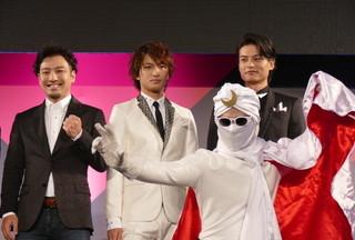 「月光仮面」放送60周年記念し演劇集団「GEKIIKE」が舞台化